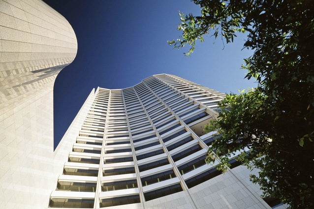 Shell House by Harry Seidler. Image: John Gollings