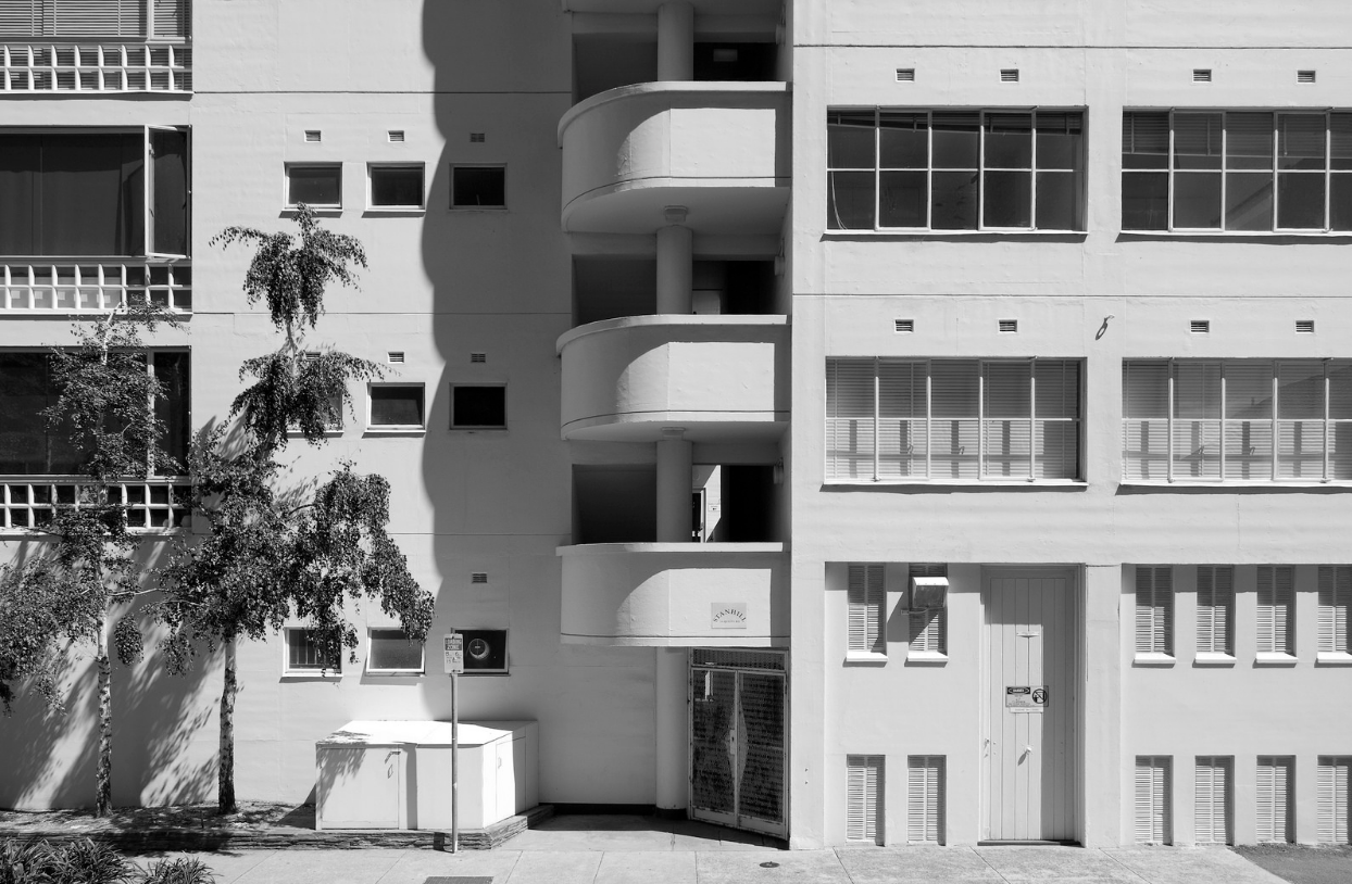 Stanhill Flats. 1950. Image Credit: See.jay