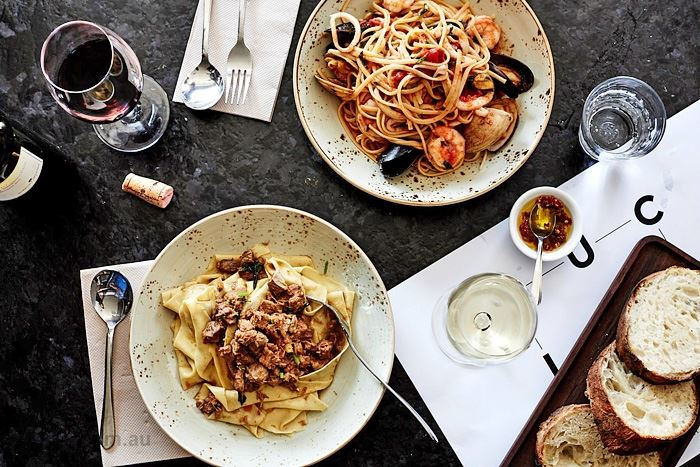 Fresh produce and authentic Italian hand made food at Cucina and Co.