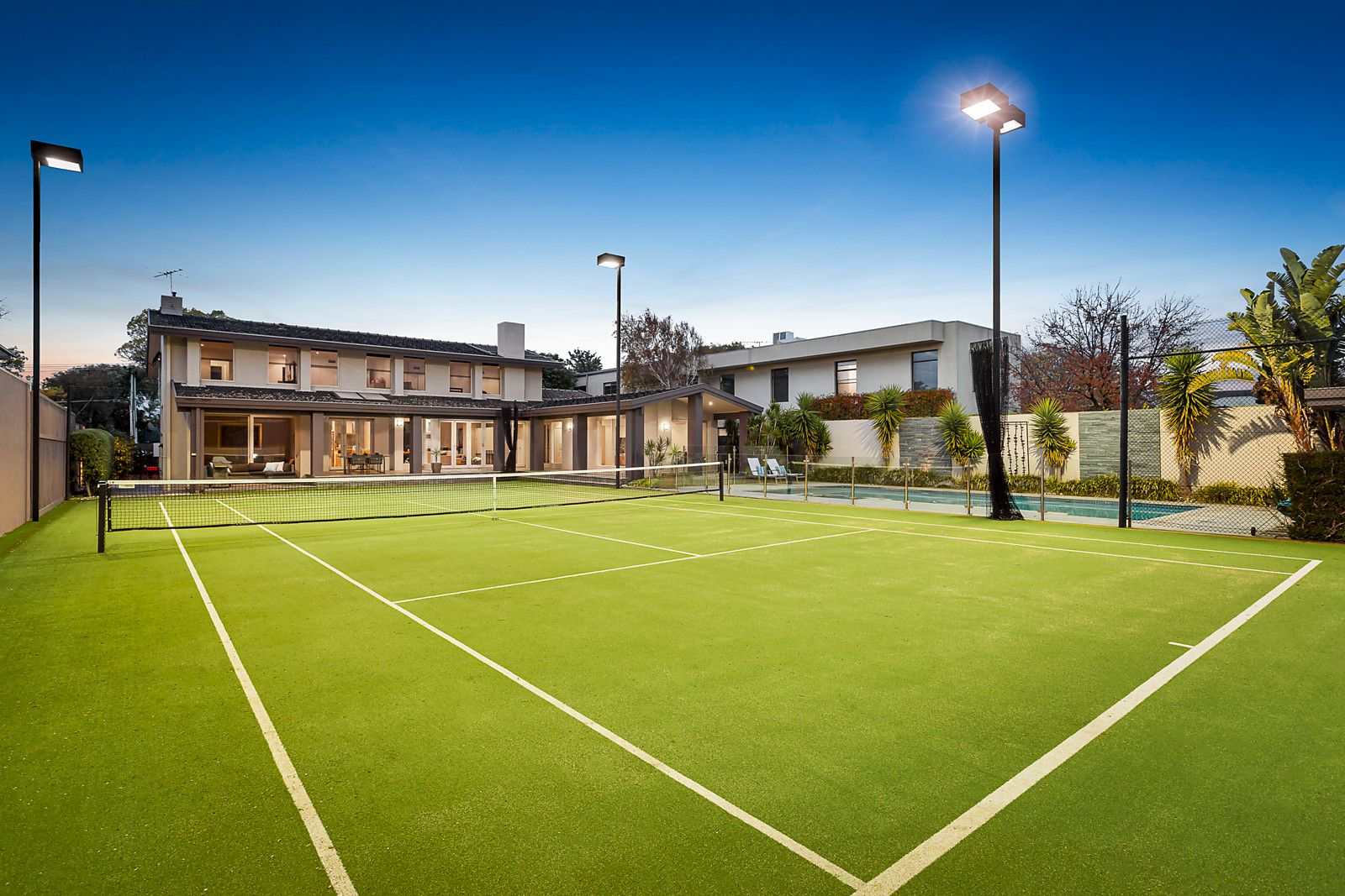 17 Hanby St Brighton- Tennis Court