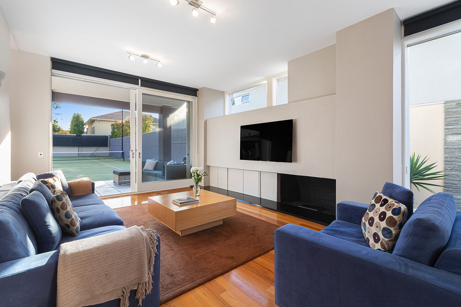 17 Hanby St Brighton- Living area