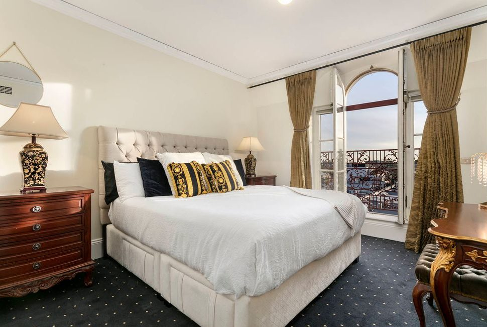 34/50 Ross St Toorak- Bedroom