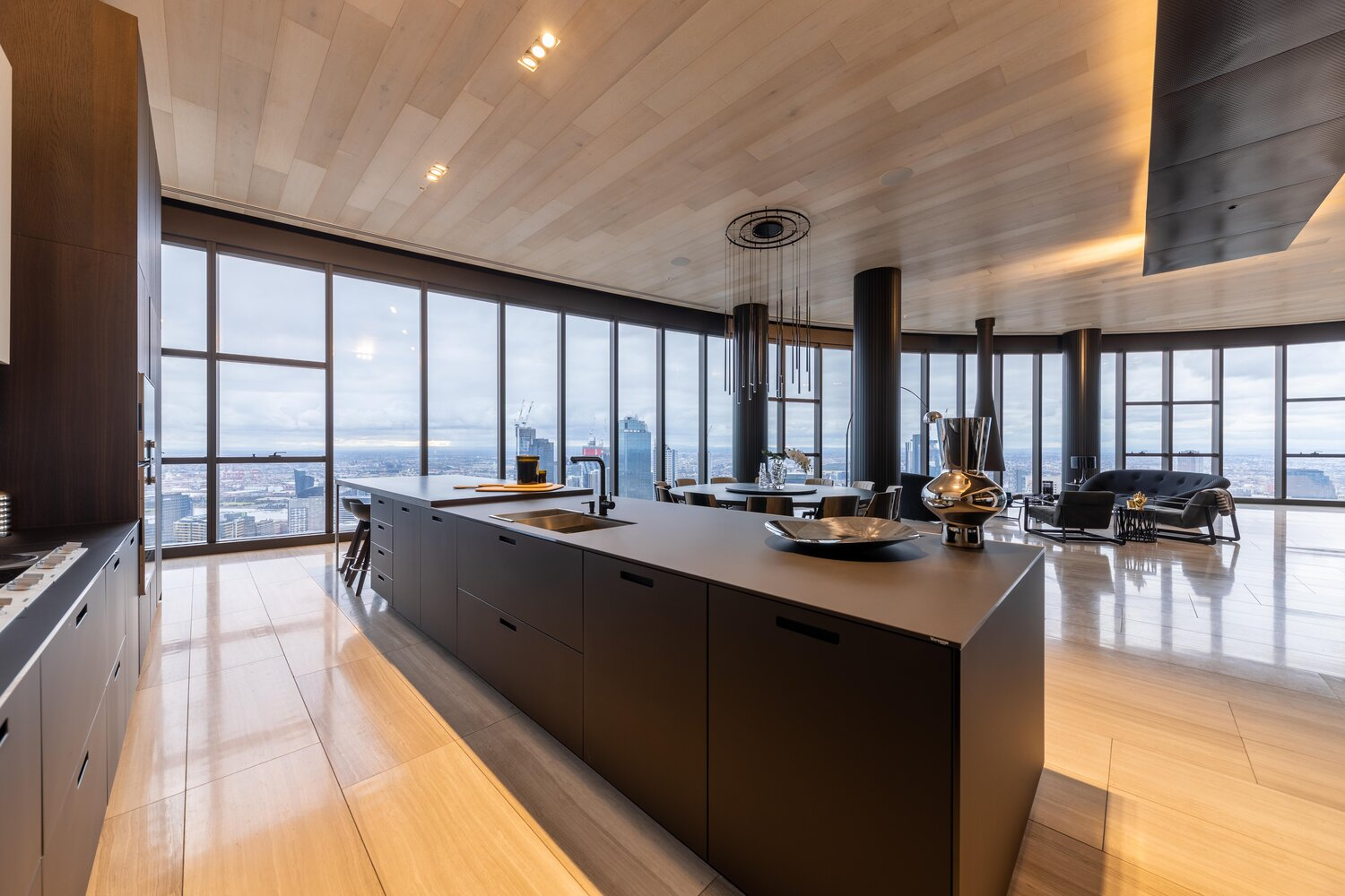 6301/35 Queensbridge St Southbank- kitchen