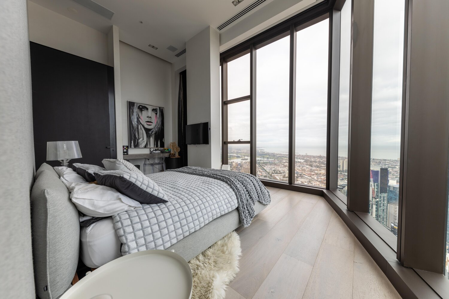 6301/35 Queensbridge St Southbank- bedroom