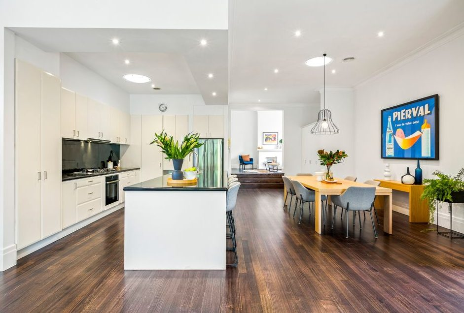 47 Begonia Rd Gardenvale - open plan kitchen