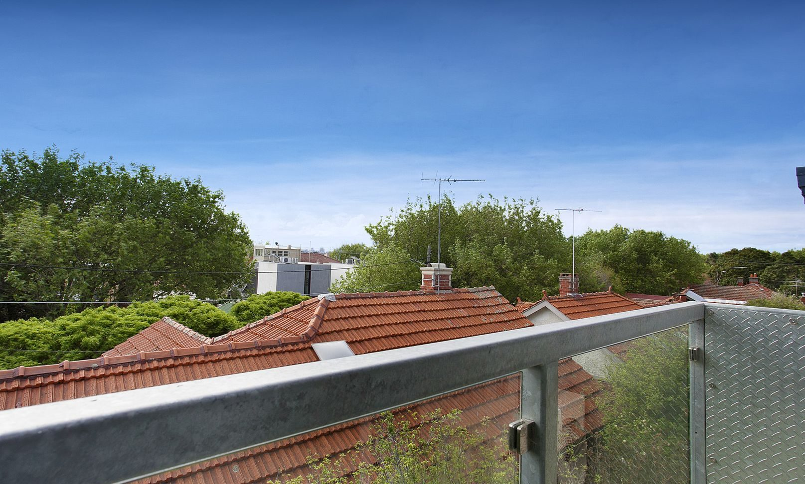 4/9 Wilton Grove Elwood - Balcony